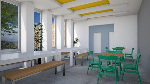 The Brake - Minimal - Dining room  - by 3rdfloor