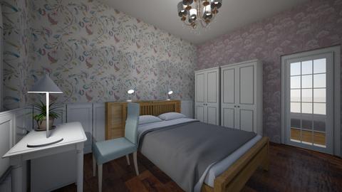 Bedroom1 - Bedroom - by xana19