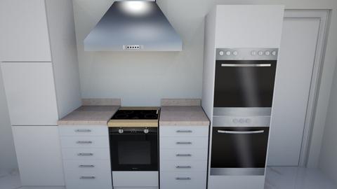 New_Kitchen_backup - Kitchen  - by rahulbhatewara