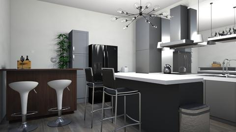 Kitchen NW - Kitchen  - by cbolinger957