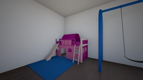 Color Harmony Room - Kids room  - by kburnette2