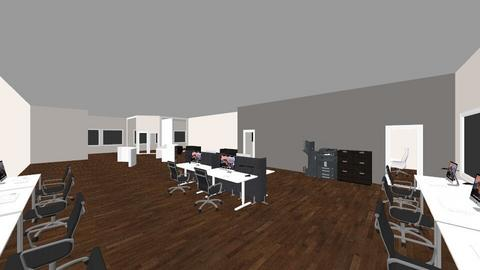 Titleist Office Design - Office  - by murphyla01