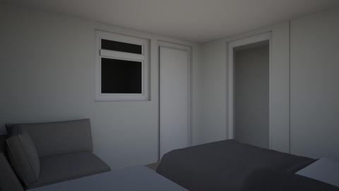 Dormitorio - by elmundodejeffg
