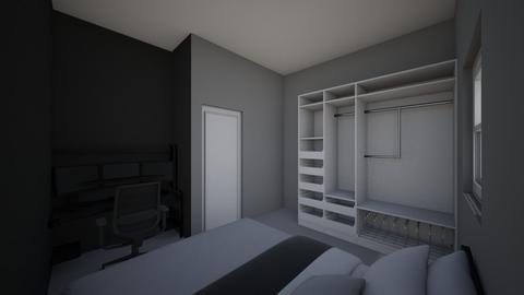 Lewis Stanton - Modern - Bedroom  - by lewistonto