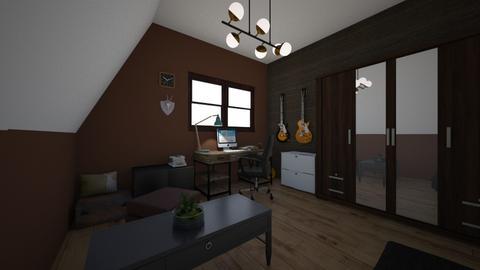pumilecs - Bedroom - by Adrii