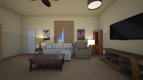 Florida Retreat - Living room  - by mspence03
