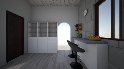 Tivcsi - Modern - Kitchen  - by Ritus13