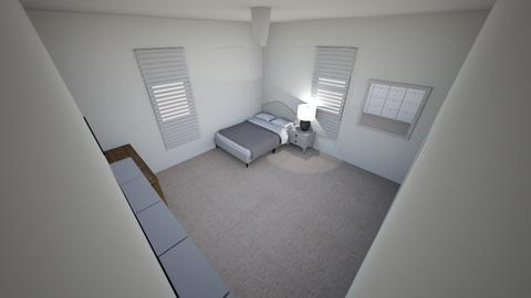 bru  - Bedroom  - by theillestvillains
