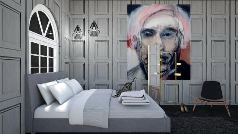Bedroom 1 - Eclectic - Bedroom  - by esmeegroothuizen