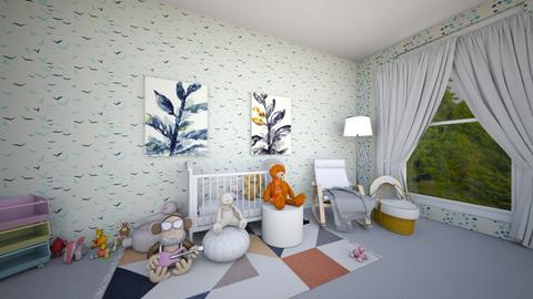 Baby room - Kids room  - by Chrispow0105