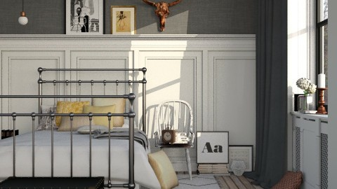 04 - Classic - Bedroom  - by Y A Q I Y N