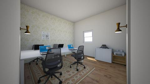 Office - Minimal - Office  - by 25fgiannamore