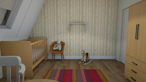 Finn s room - by Elise DR