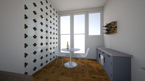 Sala_2 - Living room  - by matfernan