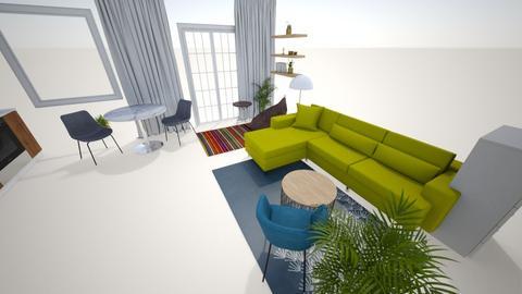 Living 5_6 - Living room  - by jemmv