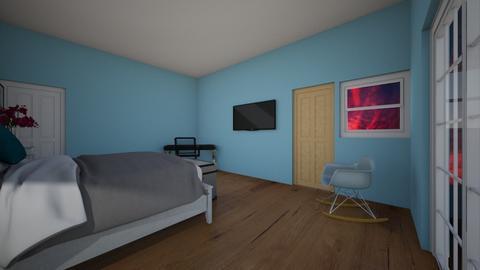 katies morton veiw 1 - Bedroom  - by mortonk20