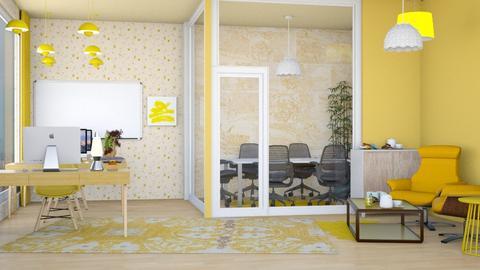 OLD DESIGNS - Minimal - Office  - by Meghan_and_Pheebs