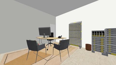 Dokterspraktijk - Office  - by berbertje123