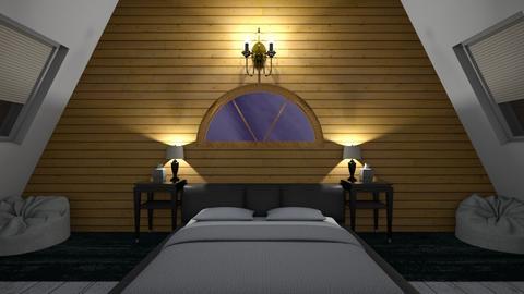 loft room - by dabber