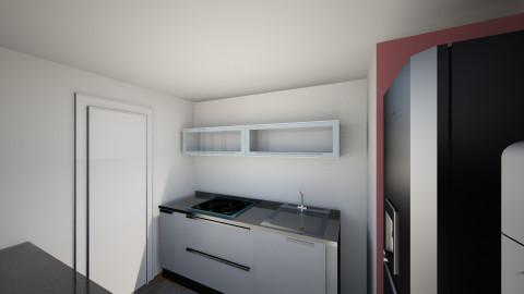 cocina - Kitchen - by linamarias