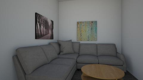 Liam Moran period 9 - Living room  - by lilg129class