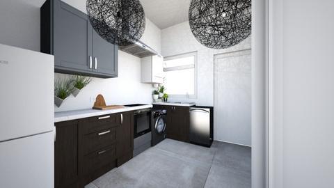 Scotland - Kitchen  - by Katy28