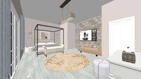 Emma Perez - Bedroom  - by Cvms