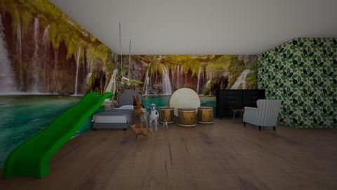 my dream room - Modern - Kids room  - by KokoPup13