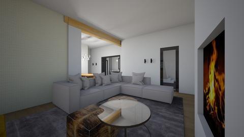 teut - Living room  - by Martineschreur