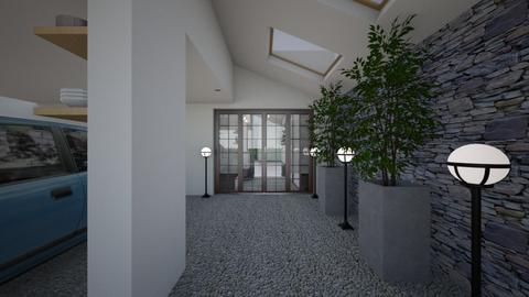Entry door - Garden  - by lovasemoke