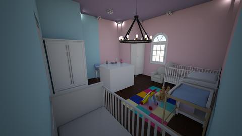 baby nursery - Modern - Kids room  - by jade1111