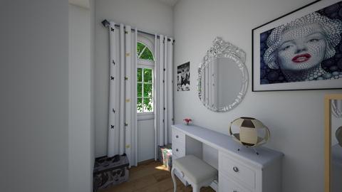 beauty room - Modern - Bedroom - by Stephanie Felix