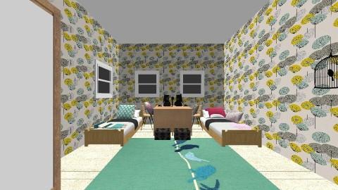 szoba - Modern - Kids room  - by anna2004