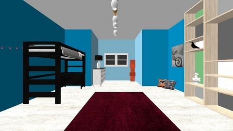 Landyns Room - Bedroom - by skye245_