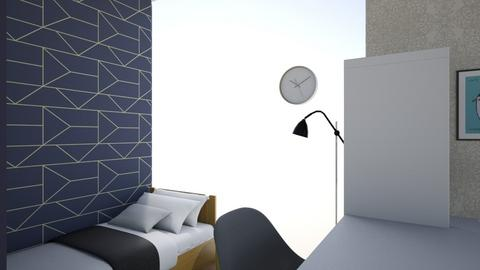 Vlad Arina room new - Minimal - Kids room  - by MariaCh