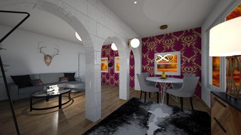 Formal Hotel Suite 1 - by KylaTH