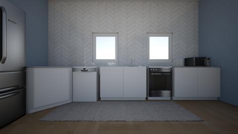 Dream kitchen  - Kitchen - by Lydia802xb