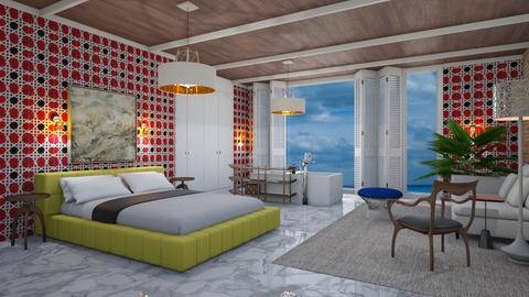 Stylish Ibiza - Modern - Bedroom - by 3rdfloor