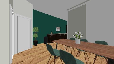 Keuken en woonkamer - Living room  - by Brittn54