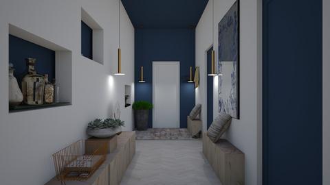 Welcoming Hallway - by gaietta_aa