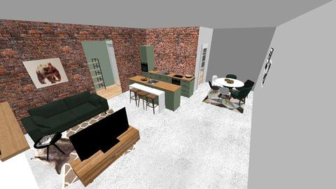 apartment - by _Bootje_