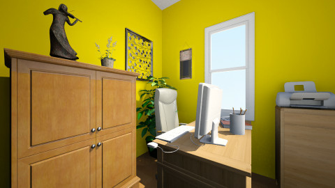 Shoe shop + office - Glamour - by AnaLace
