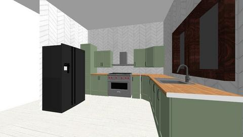 cocina2021 - Kitchen  - by fmagustina2