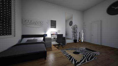 Teen room - Modern - Bedroom - by MIQUELA BRIGHTON