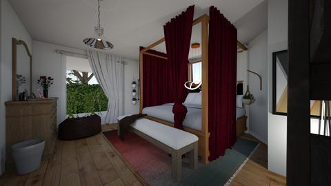 bedroom - Bedroom - by Piper_M