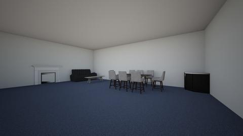Zkouska - Living room  - by JirkaJay