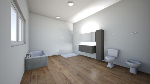 Master Bathroom - Bathroom  - by GTM04