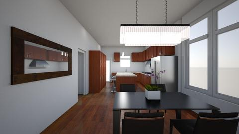 Living Area - Modern - Living room  - by asdf1234