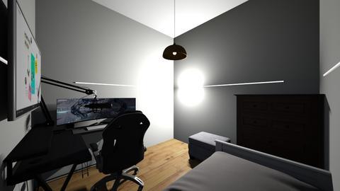 KAMAR IDAMAN PART 2 - Living room  - by NGTK_RIF