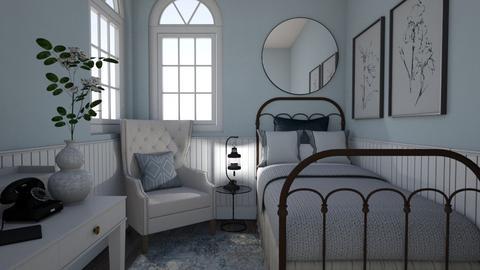 Tiny bedroom - Country - Bedroom - by sara1010